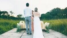 Casamento sem convidados é nova tendência para economizar