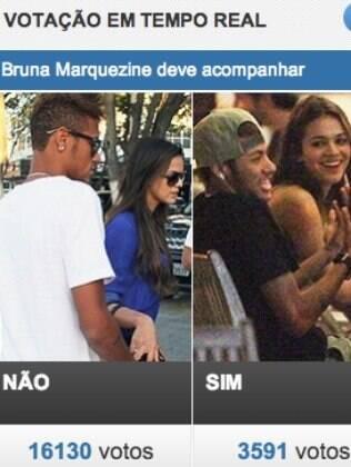 Internautas acreditam que Bruna Marquezine deve permanecer no Brasil