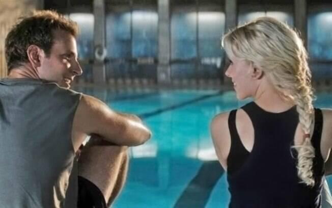 Scarlett Johansson e Bradley Cooper