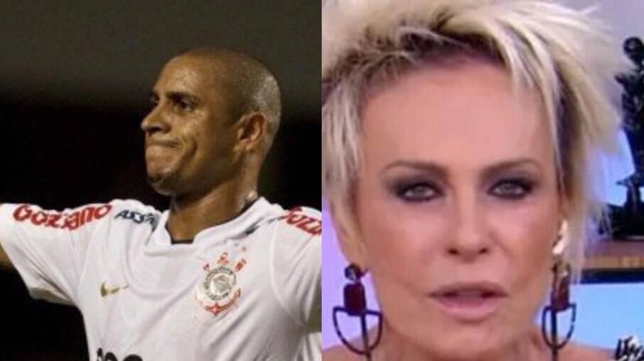 Roberto Carlos teve um suposto affair com a apresentadora da Rede Globo