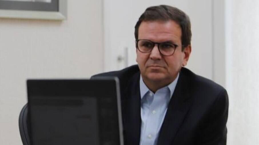 Prefeito do Rio de Janeiro, Eduardo Paes (DEM)