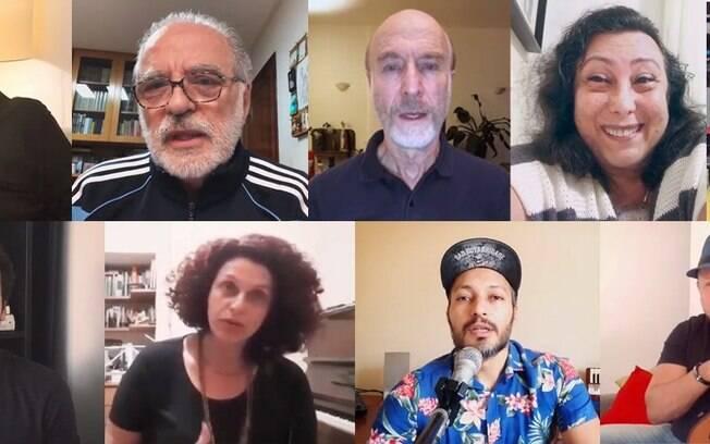 Artistas falam sobre os impactados da Covid-19 na cultura