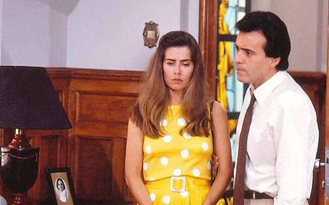 Maitê Proença e Tony Ramos protagonizam