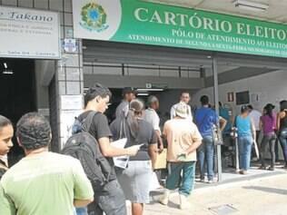 Cartório programou horário especial de atendimento para suprir a demanda