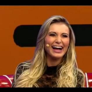 Andressa Urach em entrevista para o 'Pânico na Band'