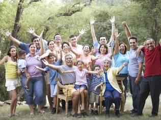 E na família? Como você imagina que seus familiares vêem você?