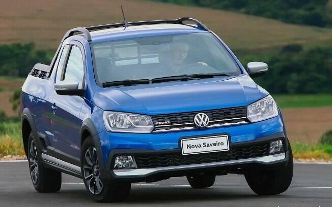 VW Saveiro é a única picape leve do Brasil que pode ter controles eletrônicos de estabilidade e tração