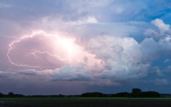 Novo temporal pode atingir região Sul do Brasil após passagem do ciclone bomba