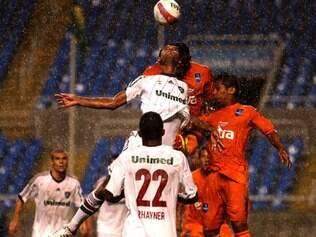 Tricolor Carioca venceu o Audax por 1 a 0