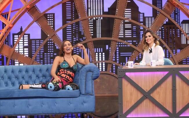Tatá Werneck e Anitta serão as apresentadoras do Prêmio Multishow 2018, que acontecerá em setembro