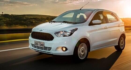 Conheça os 10 carros flex mais baratos do Brasil