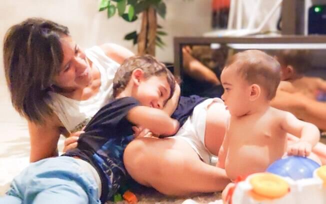 Colunista defende que a mãe deve fazer o que estiver ao alcance para os filhos, mas, se não der, paciência