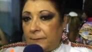 """Presidente da Rosas de Ouro: """"Cansei de ser vice"""""""
