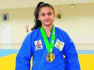 Talento. Giovana Silvério garantiu vaga no Ciclo Olímpico 2015, depois de ficar em terceiro lugar na última etapa da Seletiva Nacional