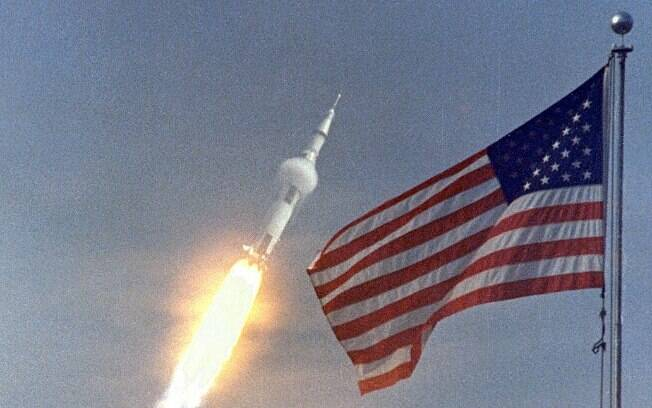 Há 50 anos, Saturno V levava a Apollo 11 em sua missão à lua