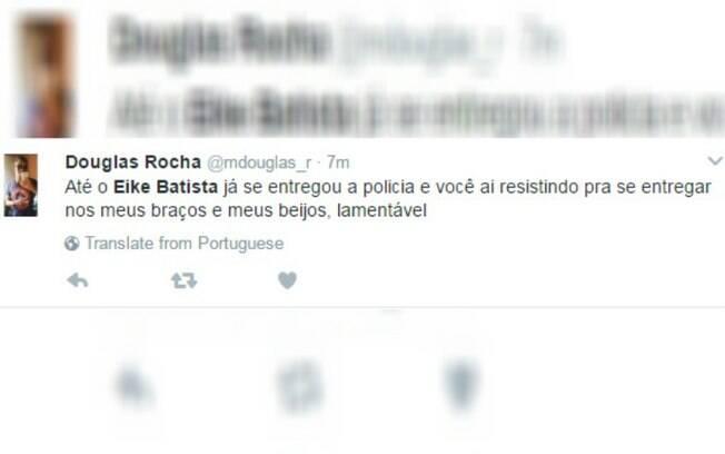 Xavequeiros aproveitaram a prisão de Eike Batista para tentar a sorte com a pessoa amada: vai que cola?
