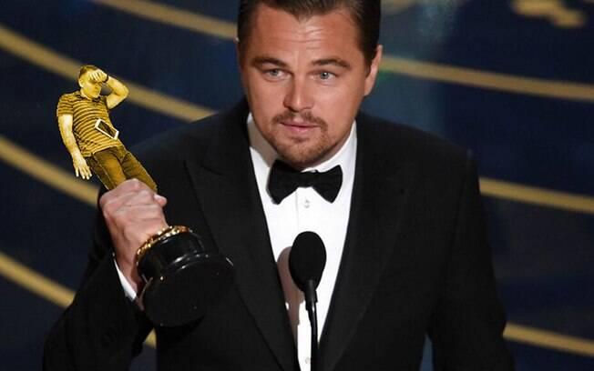 CEO virou Oscar de Leonardo DiCaprio