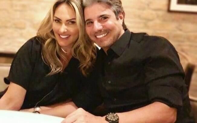 Mara Ferraz e João Kleber