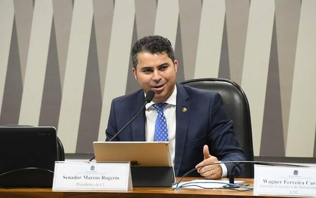 Senador Marcos Rogério (DEM-RO) entende que decisão do STF sobre criminalização da homofobia deva ser cancelada