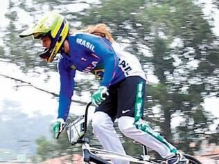 Atleta betinense faz parte da seleção brasileira de BMX