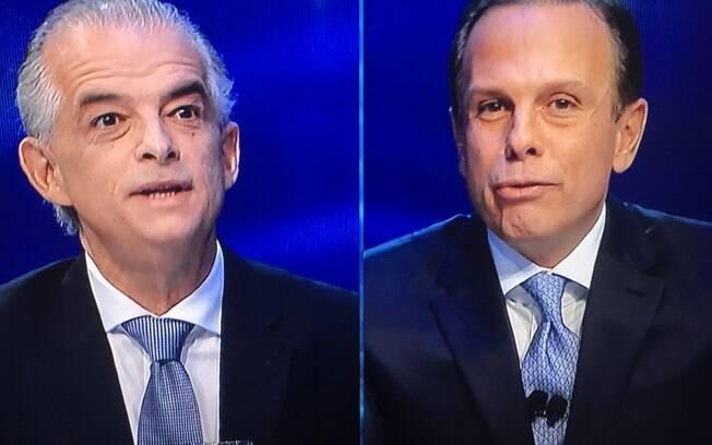 Pesquisa Datafolha em São Paulo aponta vitória de João Doria (PSDB)