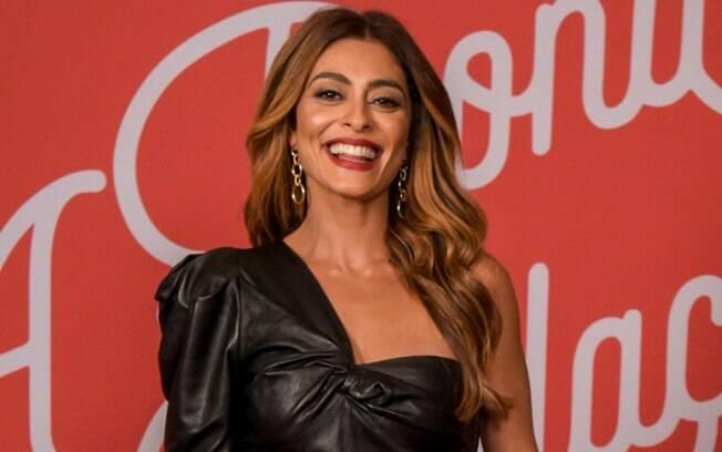 Juliana Paes apostou no visual morena iluminada para viver Maria da Paz, personagem de A Dona do Pedaço, da Rede Globo