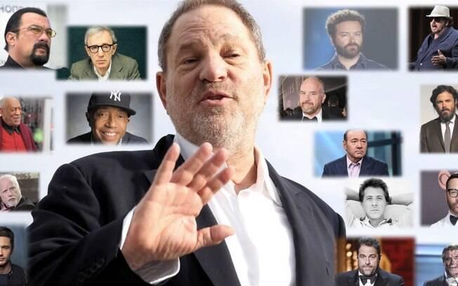Framboesa de Ouro dedica In Memorian aos acusados de assédio e abuso sexual em Hollywood