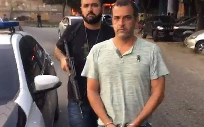 Giovanni André dos Santos Iorio, de 51 anos, foi preso, acusado de abusar sexualmente de paciente de 16 anos em seu consultório