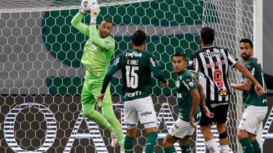 Atlético MG x Palmeiras