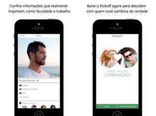 Disponível para iOS e Android, ferramenta conecta pessoas com amigos em comum. Aplicativo gratuito já funciona em São Paulo e no Rio de Janeiro