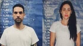 Fotos mostram Dr. Jairinho e Monique ao entrarem na prisão