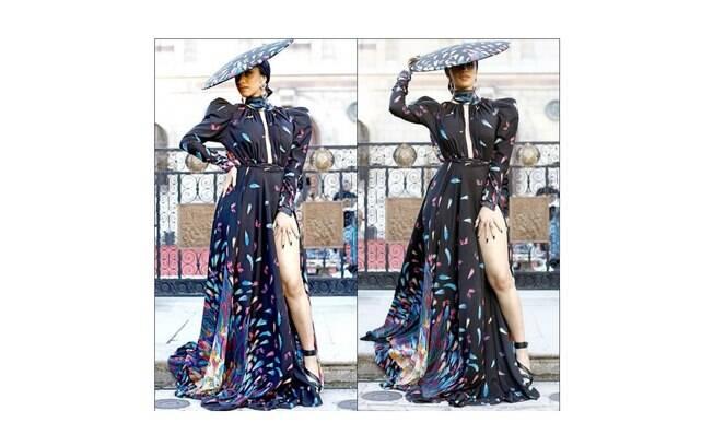 Cardi B na Paris Fashion Week 2019
