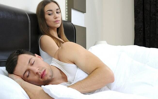 13. Achar que sua parte acabou assim que ejacular. Foto: Thinkstock/Getty Images