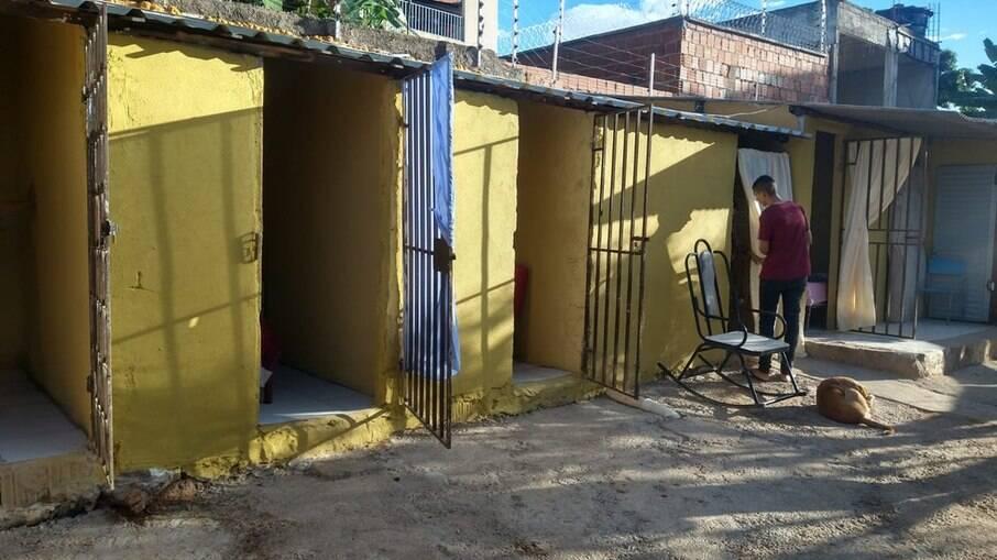 Clínica fica localizada no Bairro Mirandão, no Crato