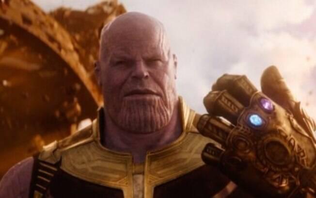 Josh Brolin dá vida ao aguardado vilão Thanos em