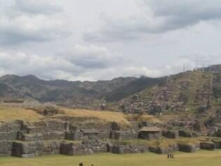 Saqsaywamán: Fortaleza Inca nos arredores de Cusco