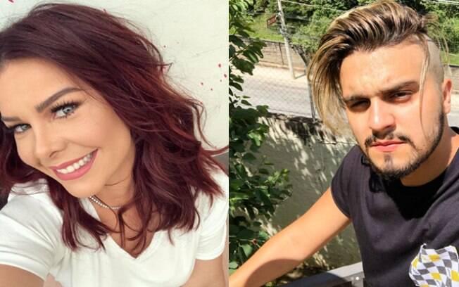 Fernanda Souza e Luan Santana serão os apresentadores do