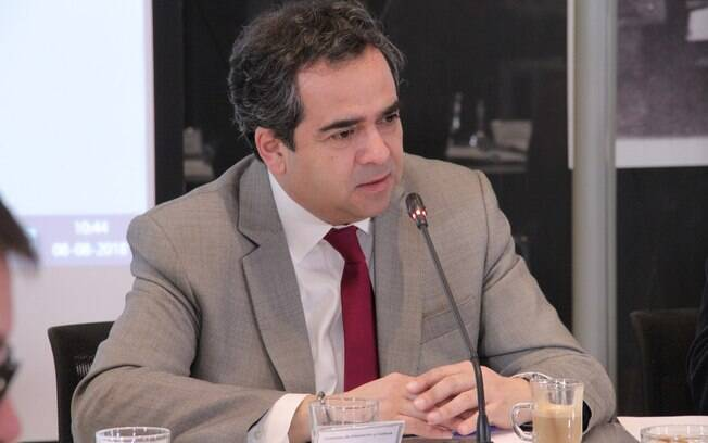Jaime Quintana, presidente do Senado do Chile
