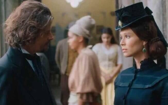 Nos Tempos do Imperador: Eugênio arrebata Luísa com decisão repentina e radical e deixa condessa desesperada