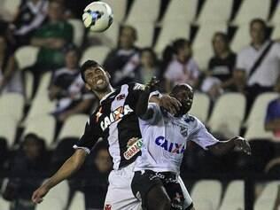 Vasco fez atuação abaixo do esperado e foi punido com empate com sabor de derrota