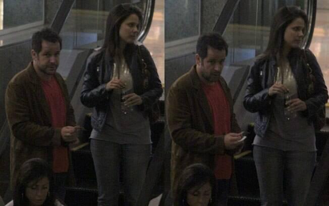 Murilo Benício anunciou a separação de Guilhermina Guinle no início do mês de julho