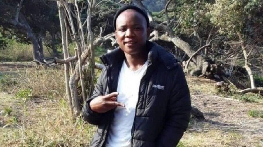 Malibongwe Mfila foi morto por guepardos