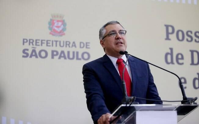 Padilha toma posse como secretário municipal de Relações Governamentais, nesta segunda-feira