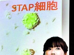 Haruko Obokata apresentou estudo em janeiro