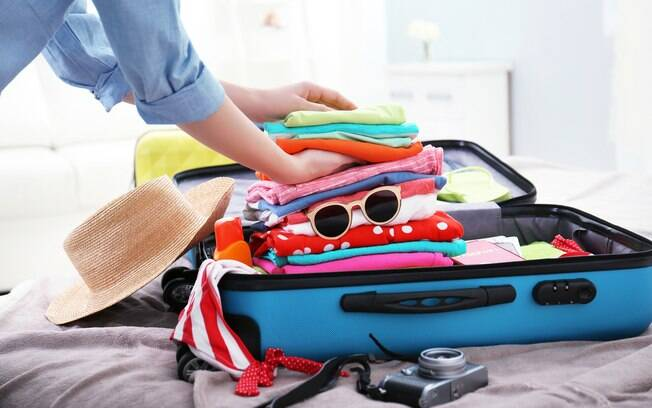 6 dicas de como montar a mala para viagem sem exceder o peso limite das companhias aéreas