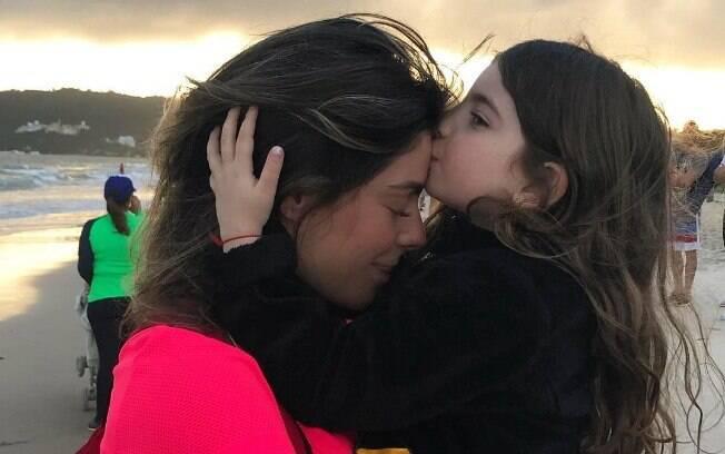 Daniella Cicarelli usa Instagram para fazer demonstrações de amor