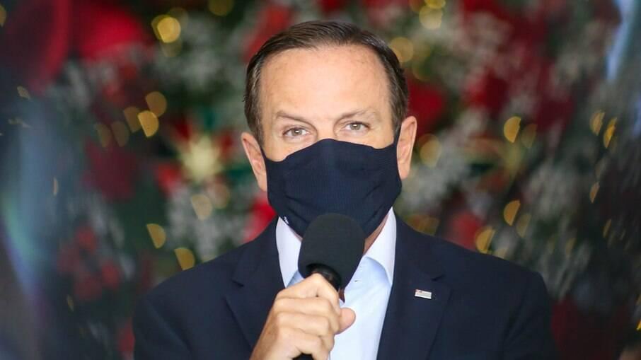Doria atribui a recentes ataques feitos pelo presidente Jair Bolsonaro ao governo chinês para a retenção do produto no país asiático