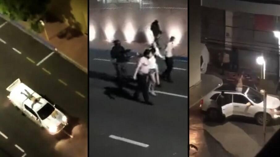 PF prende sete pessoas envolvidas no assalto a bancos em Araçatuba