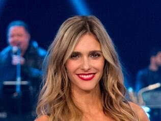 Fernanda Lima chama Paulo Ricardo de