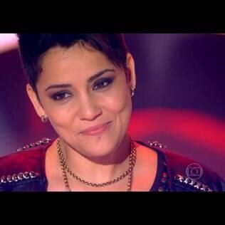 Nise Palhares participou do 'Ídolos' em 2010 e agora está no 'The Voice Brasil'